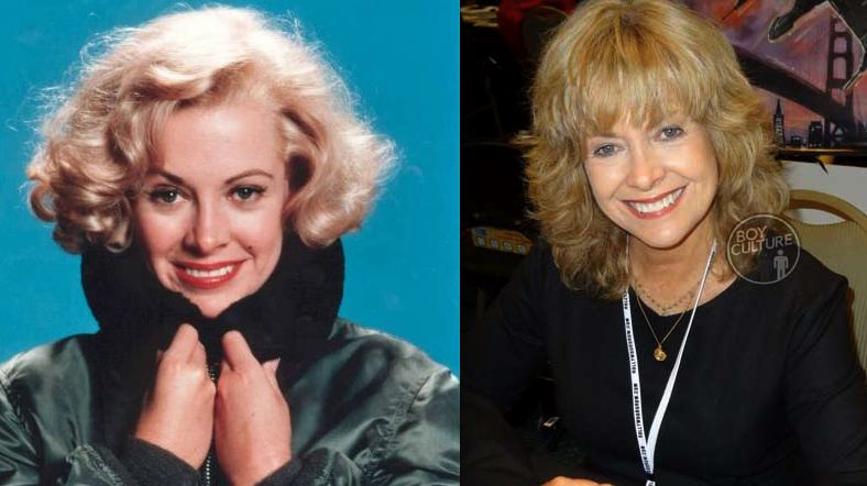*Catherine Hicks then now