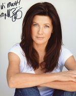 *Daphne Zuniga autograph