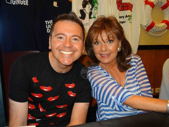 Dawn Wells Matthew Rettenmund copy