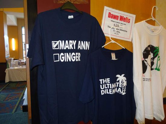 Dawn Wells Tina Louise Gilligan shirts
