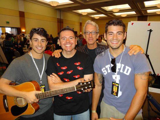 Andy Dick cute friends Matthew Rettenmund copy