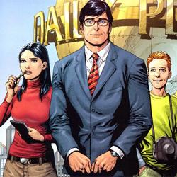 Clark Kent quits