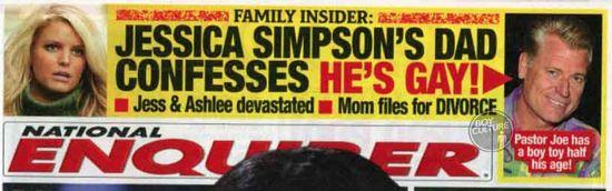 Joe Simpson gay National Enquirer copy