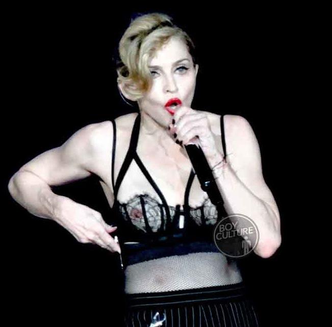Madonna MDNA Yankee 42