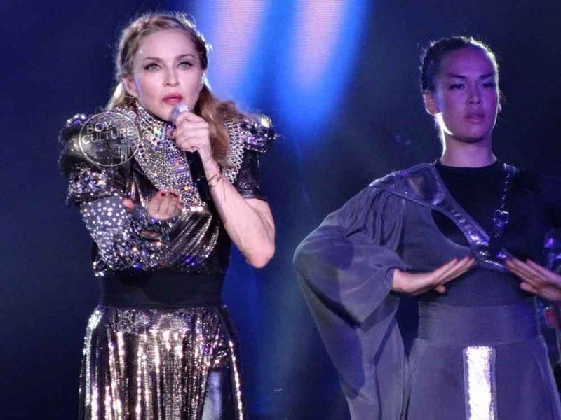 Madonna MDNA Yankee 51*
