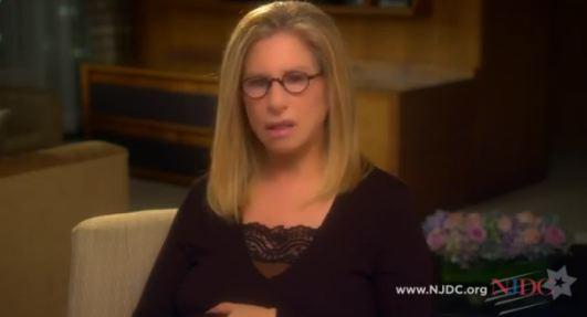 Barbra Streisand Obama