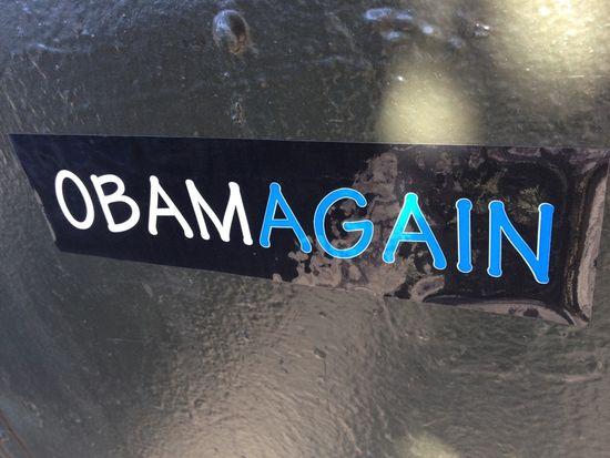 Obamagain