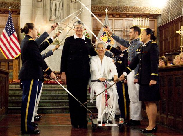 West-Point-chapel-hosts-first-same-sex-lesbian-wedding