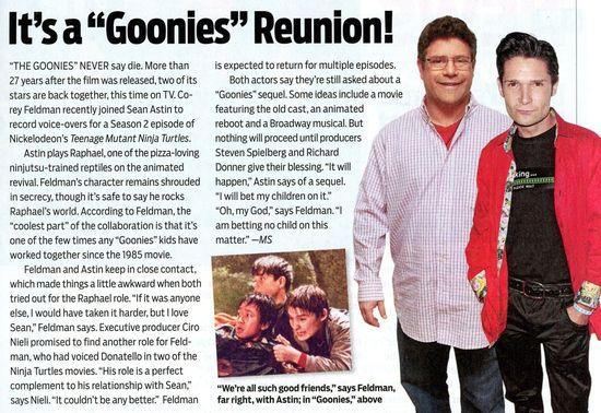 Goonies-reunion-Corey-Feldman-Sean-Astin