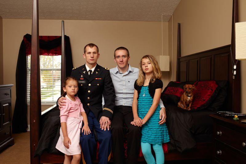Zachary, Marshal, Emma & Taylor