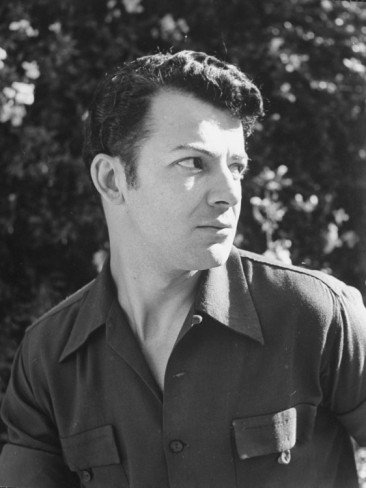 Actor-cornel-wilde-candid-portrait-outside