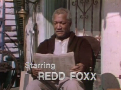 Sanford and Son Opening Redd Foxx Screen Shot