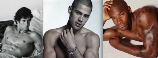 Hot-Tyson-Beckford-Chad-White-Jeff-Aquilon