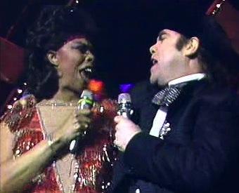 1. Elton John & Millie Jackson