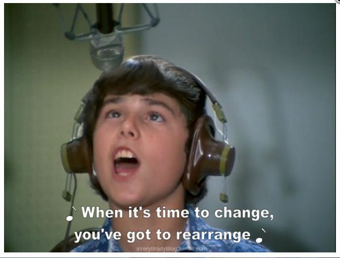Peter Brady Time to Change 3