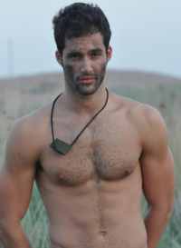 Israeli-shirtless