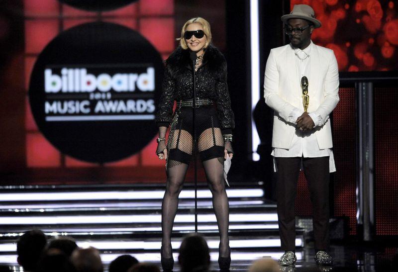 Madonna-Will.i.am