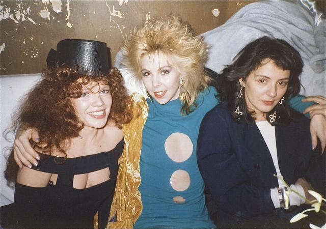 Partygoers-Palladium-1986-Maripol