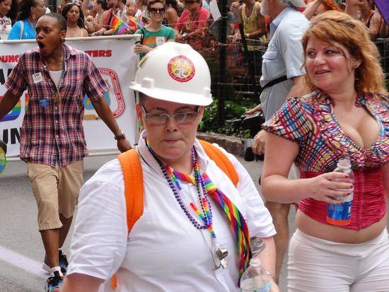 Gay pride butch