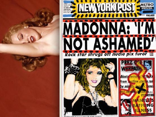 Madonna-Marilyn