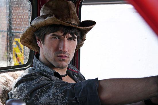 Ryan Doucette in Cloudburst