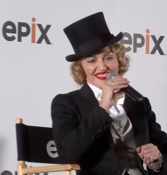 Madonna-happy