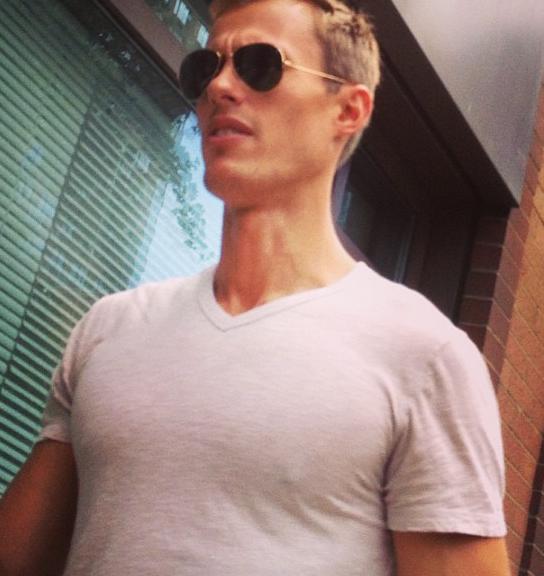 Hot-blond