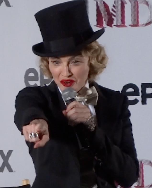 Madonna-points