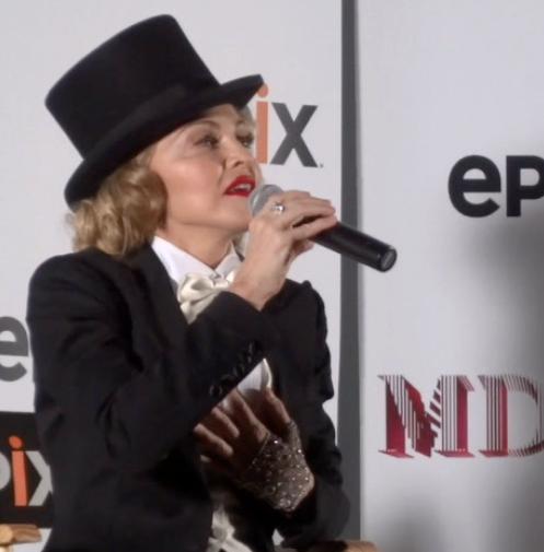 Madonna-answers