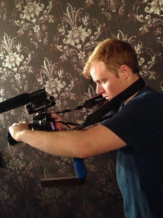 Hot-videographer