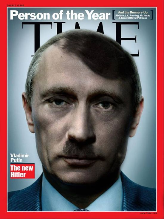 Time's Tyrant of the Year