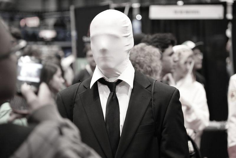 Hot invisible man