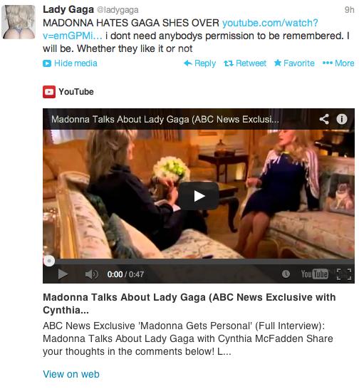 Gaga-Madonna-Twitter