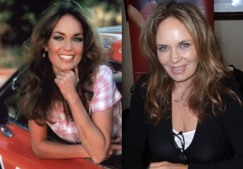 Catherine-Bach-then-now