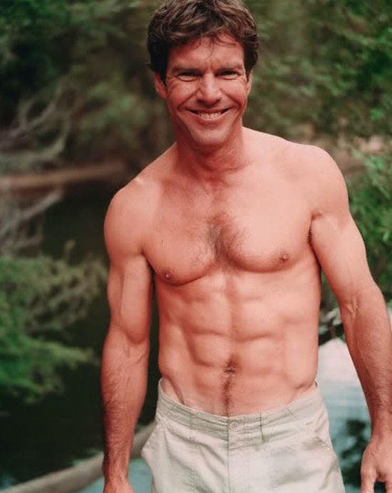 Dennis+quaid+shirtless