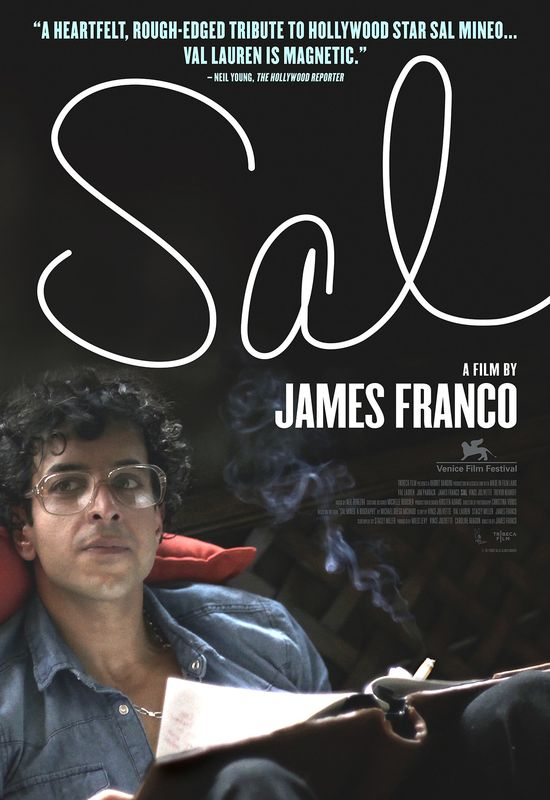 Sal-Mineo-Val-Lauren-James-Franco-movie-poster