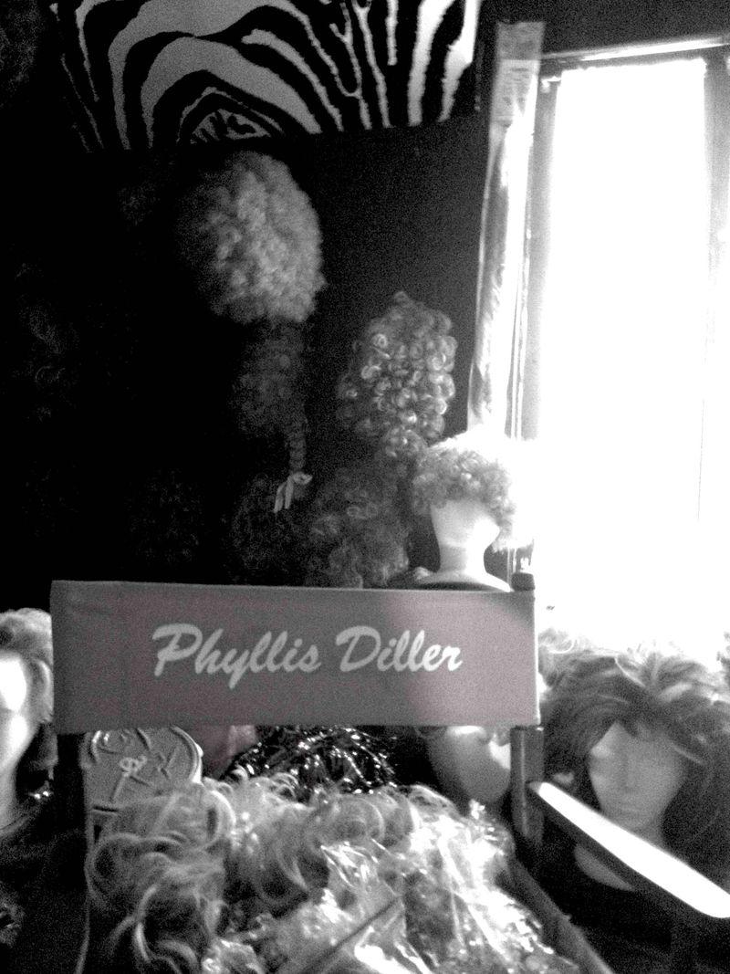 Phyllis-DIller
