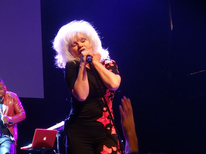 13 Debbie Harry