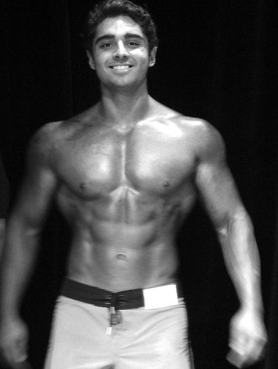 Teen bodybuilder DSC01159