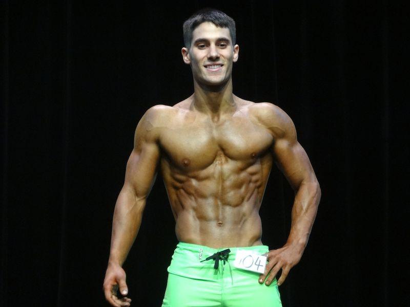 Teen bodybuilder DSC01021