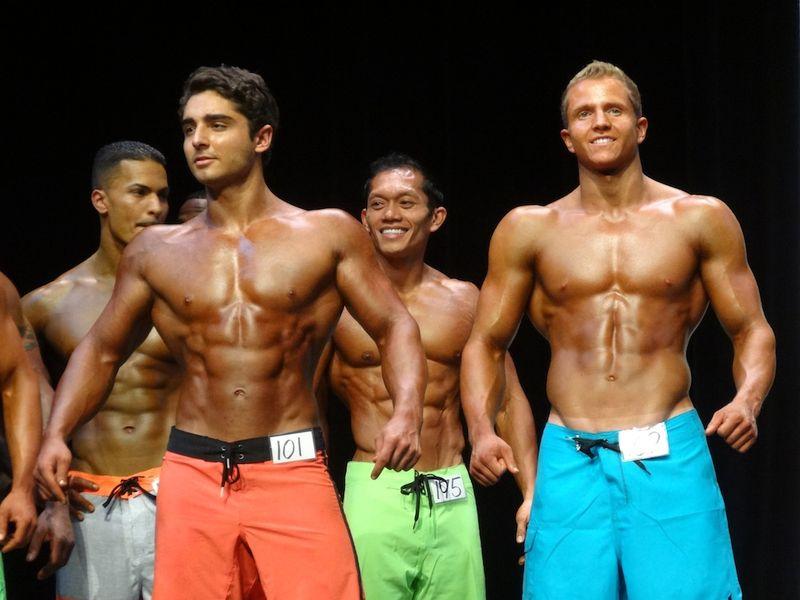 Teen bodybuilders DSC01261