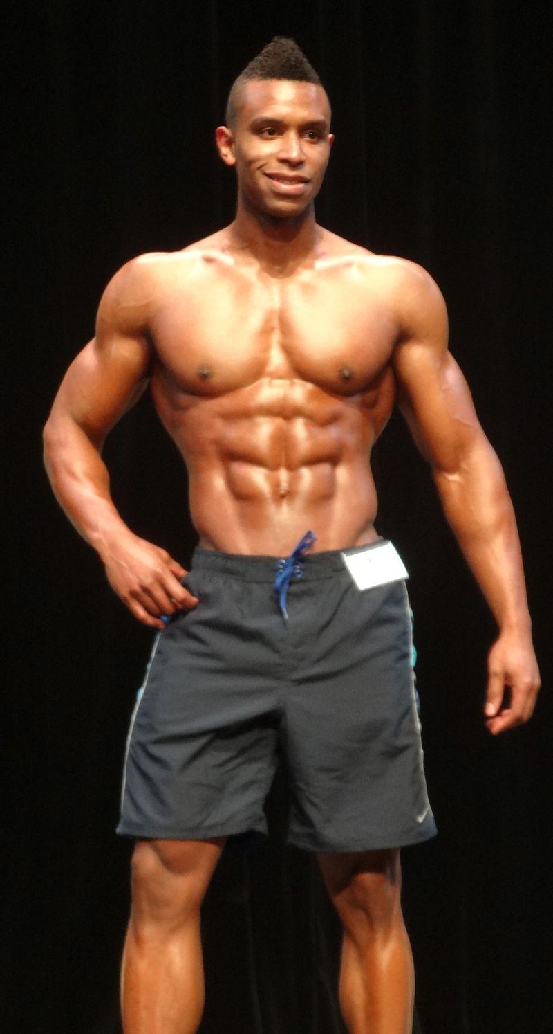Black muscleman DSC01741