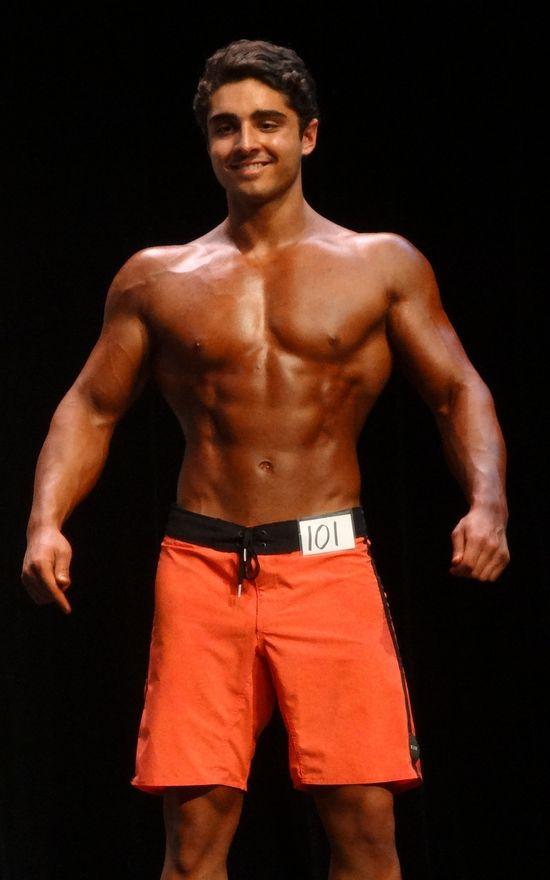 Teen bodybuilders DSC01321