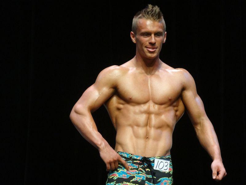 Teen bodybuilder DSC01018