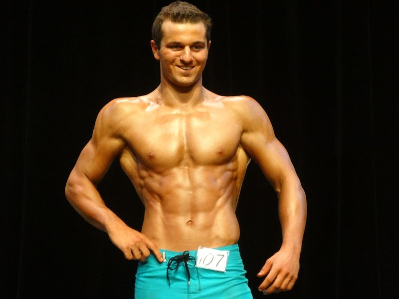 Teen bodybuilder DSC01033