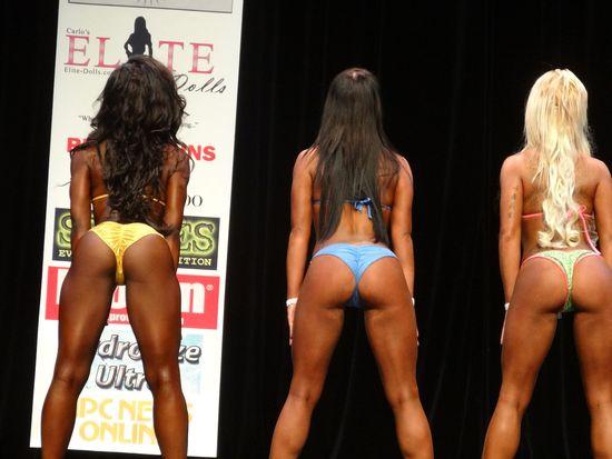 Female bodybuilder DSC01767