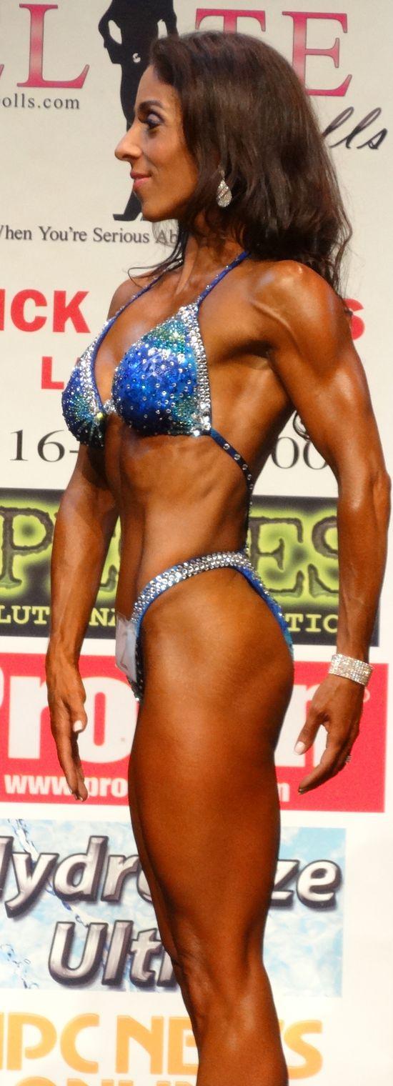 Female bodybuilder DSC00951