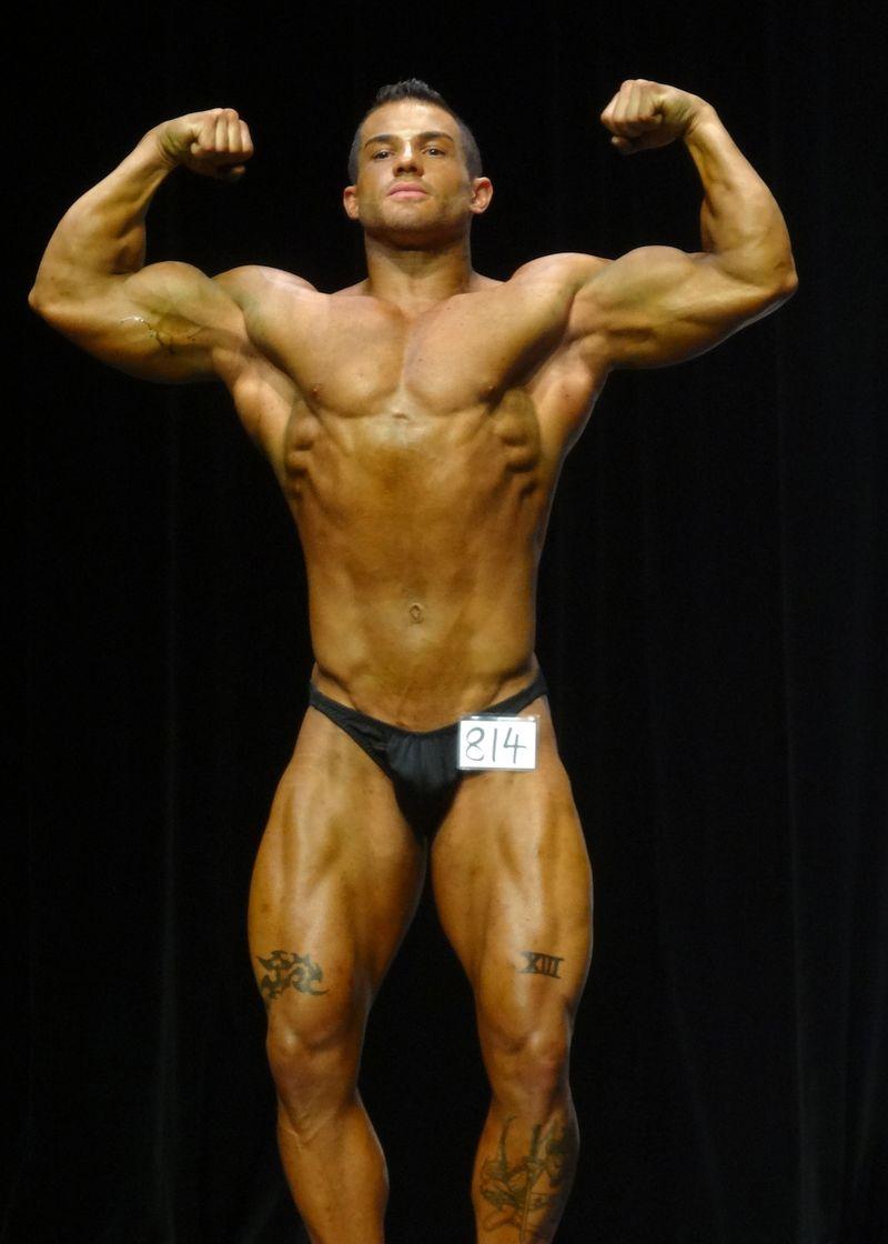 Big muscles DSC01961