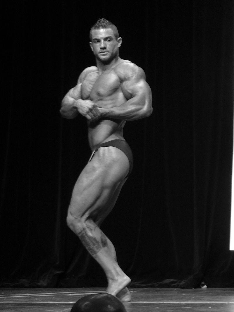 Big muscles DSC01967