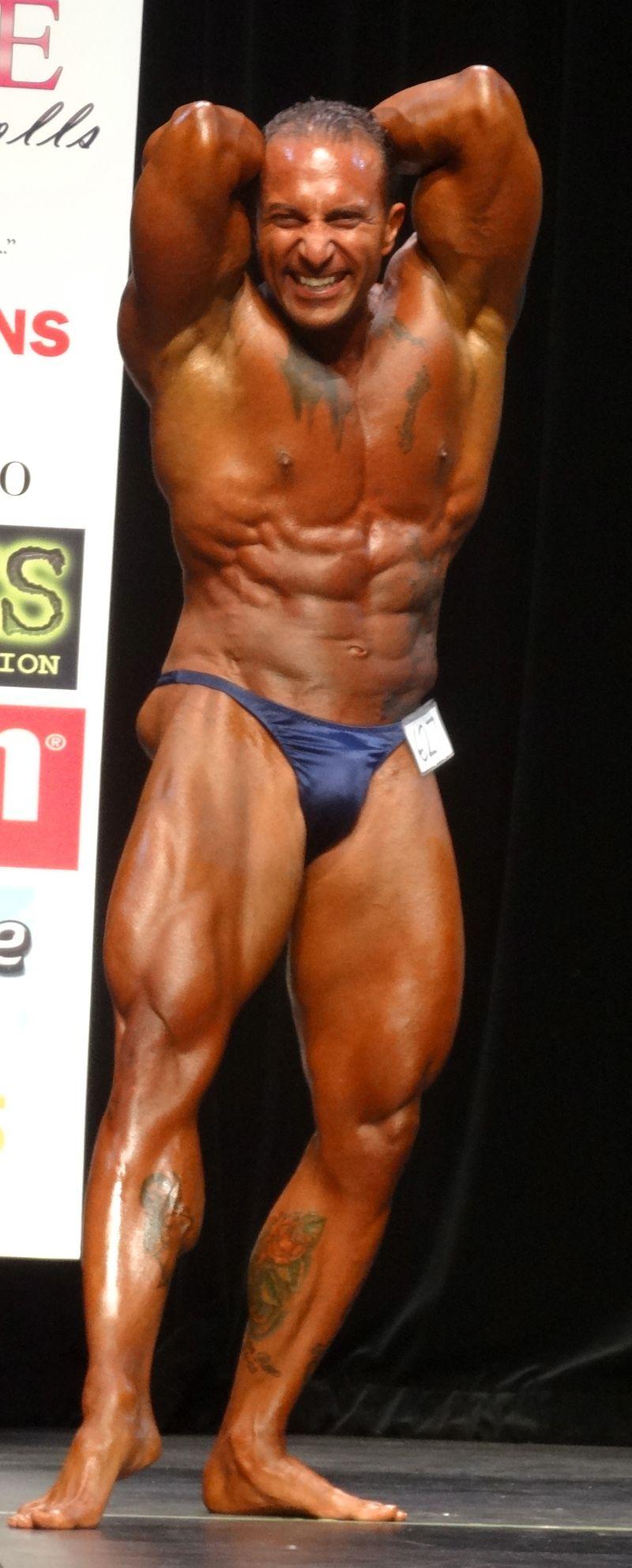 Big muscles DSC01979